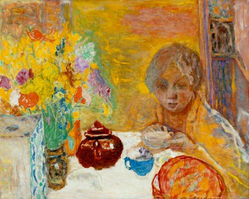 Pierre Bonnard, Le déjeuner 1932.