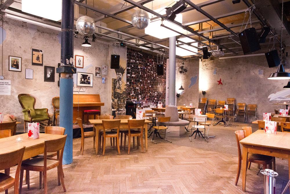 Besucher aus aller Welt wollen sehen, wo Dada 1916 seinen Ursprung hatte: An der Spiegelgasse 1, mitten im Niederdorf.