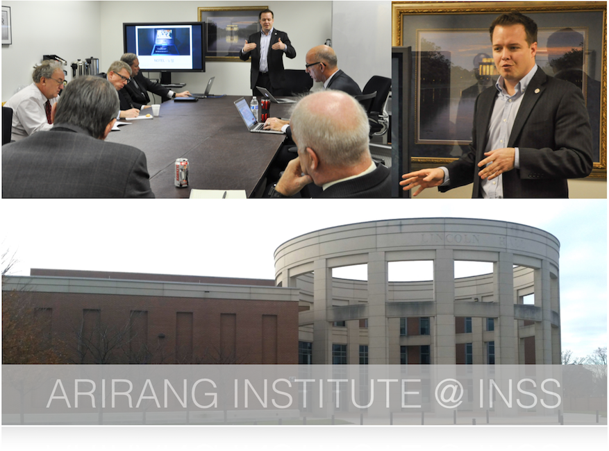 Arirang Institute @ INSS