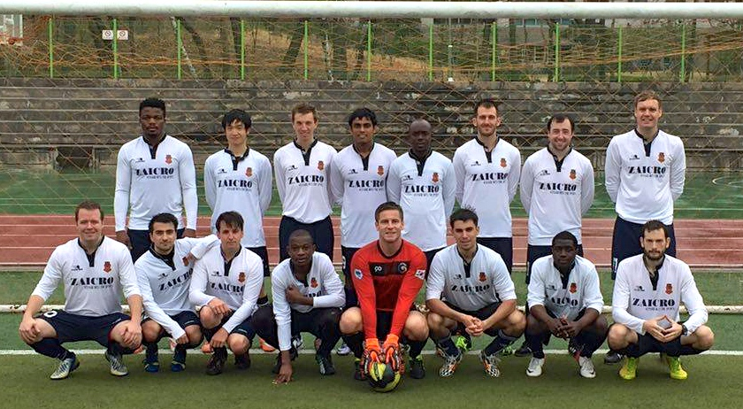 Arirang FC Practice Match