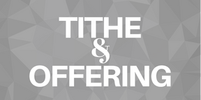 titheoffering