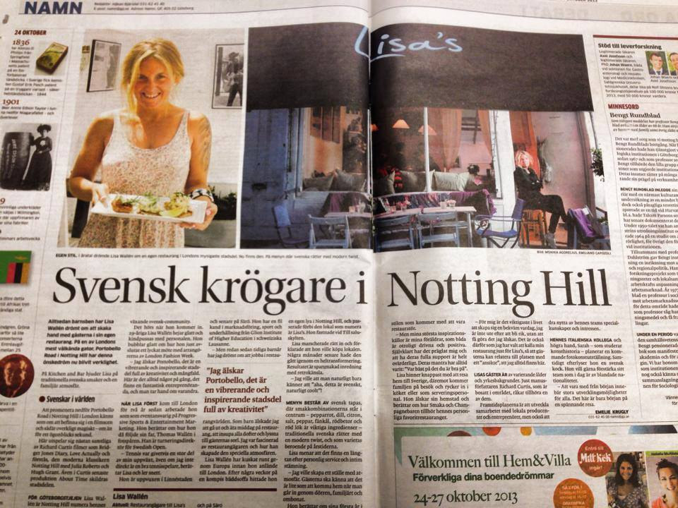 Gothenburg Post, 2013 Sweden.
