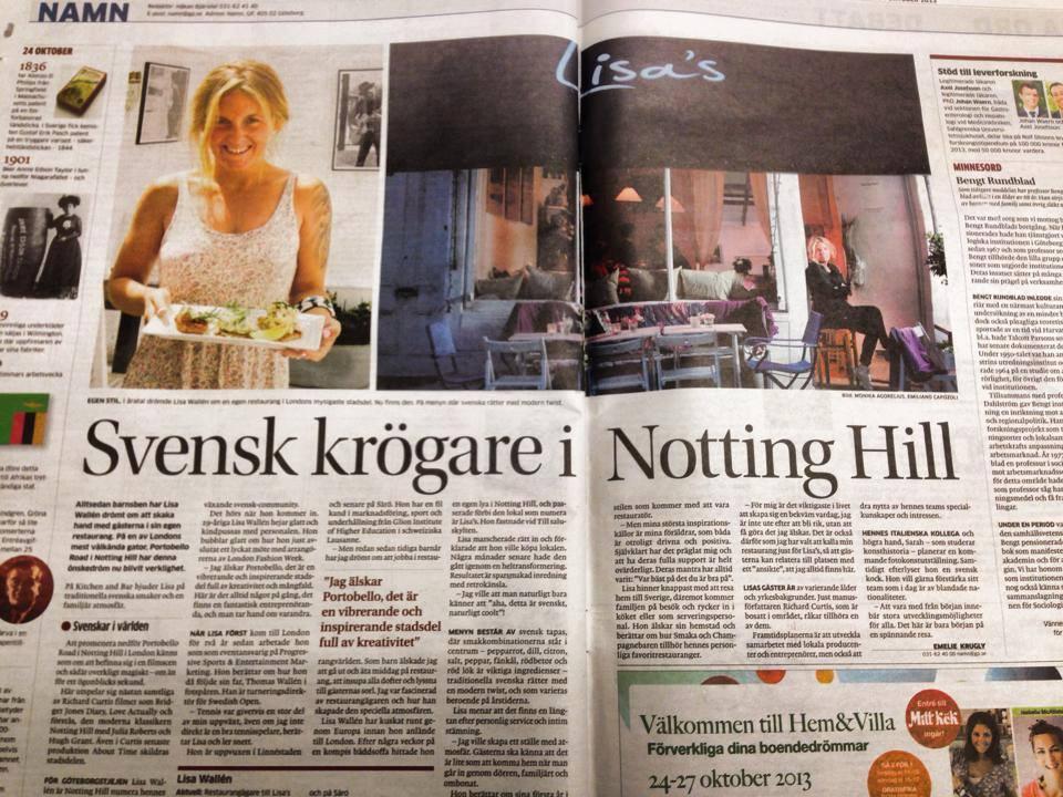 Gothenburg Post, 2013 Sweden.