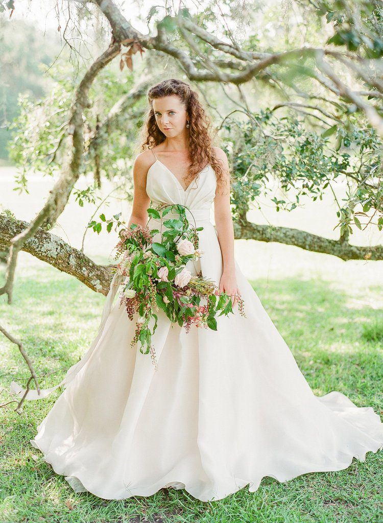 TSOS CHARLESTON: BRIDAL SESSIONS BY JODI MILLER — The School of Styling
