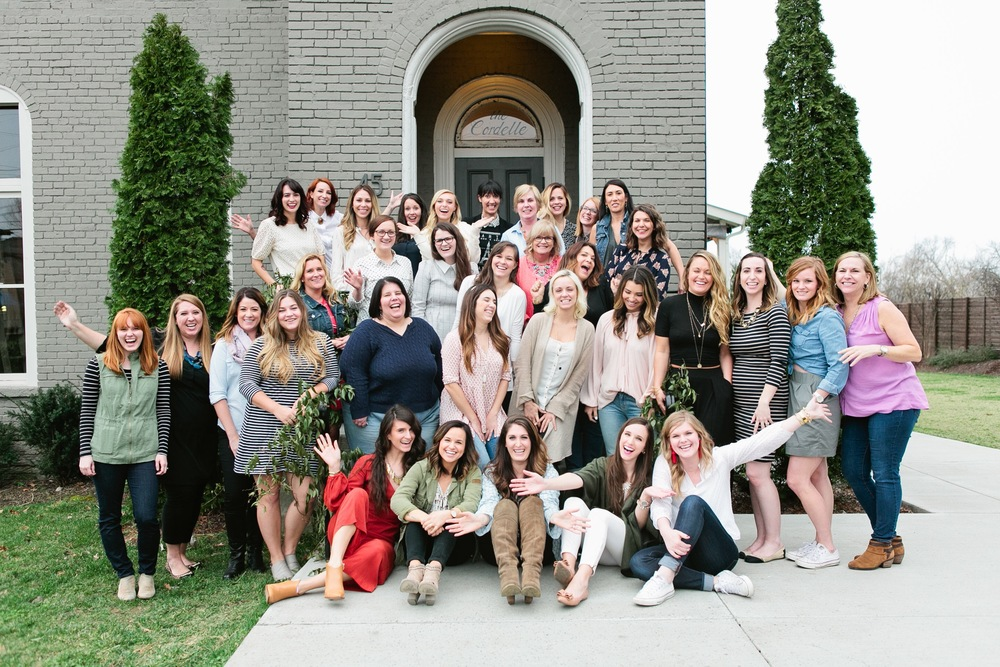 Nashville workshop | Woman entrepreneurs | Community over competition | The School of Styling - A three-day hands-on workshop for creative entrepreneurs. http://www.theschoolofstyling.com