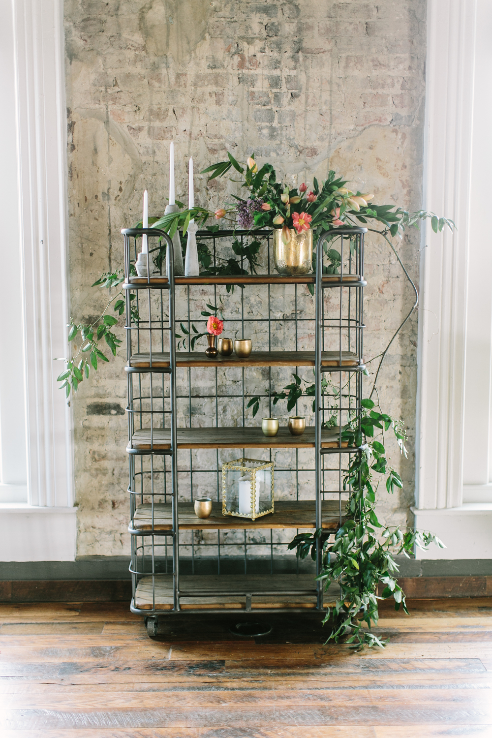 Vine-home decor-classroom for creatives-trellis-indoor greenery-floral inspiration-