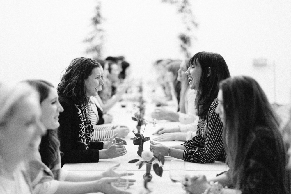 Community over competition-workshop for creatives-school of styling-women entrepreneurs-small business owners-tablescape-table styling-dinner party inspiration-reception inspiration-