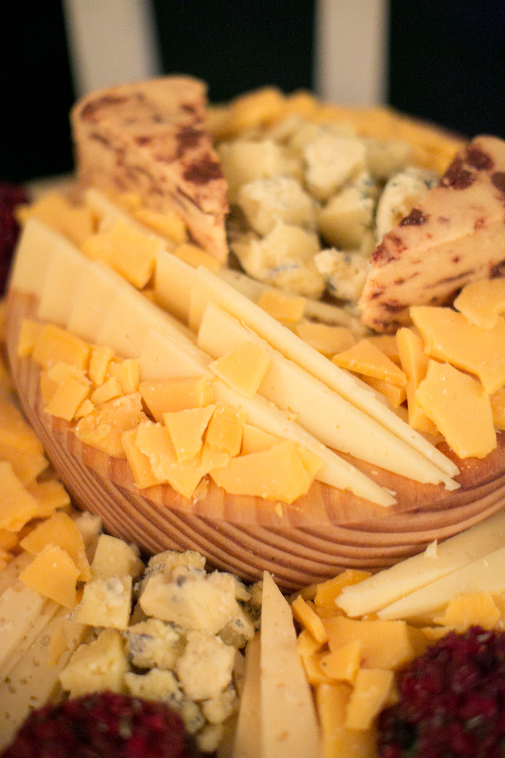 Cheese platter-cheese ideas-food styling-hors d'oeuvres-dinner buffet-reception inspiration-food styling-