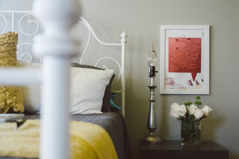 Bedroom inspiration | Clumping objects in photos | Kent Youngstrom advice | The School of Styling - A three-day hands-on workshop for creative entrepreneurs. http://www.theschoolofstyling.com
