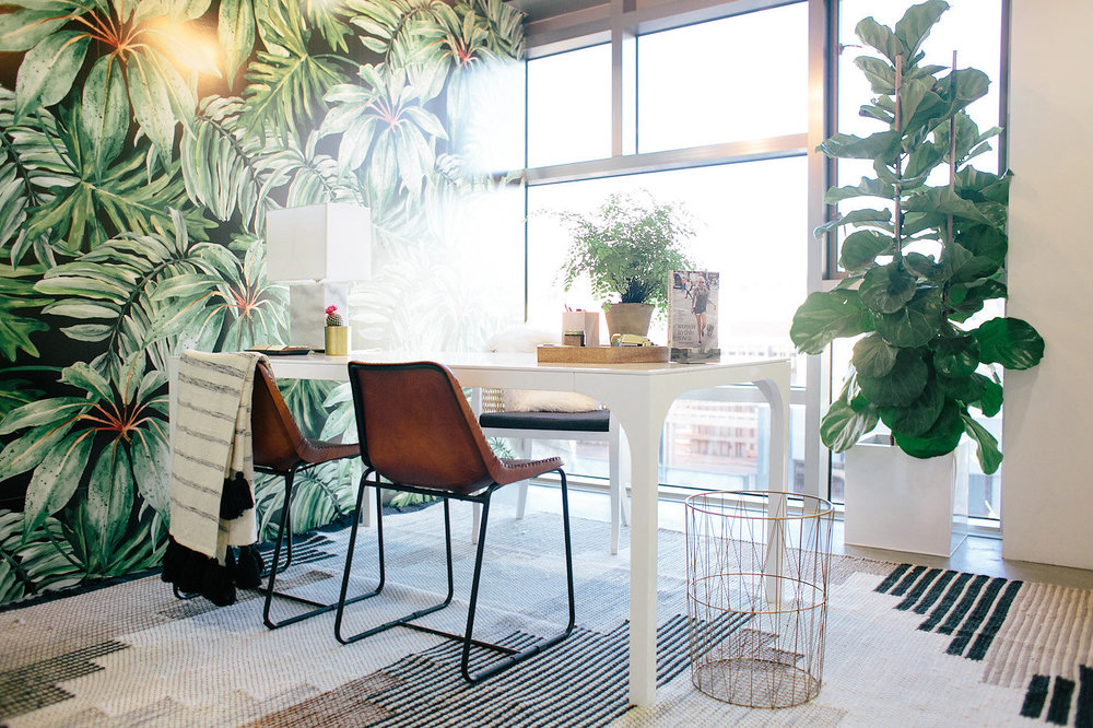 Jaclyn Johnson of Create & Cultivate Office Tour | Modern office space inspiration | The School of Styling - A three-day hands-on workshop for creative entrepreneurs. http://www.theschoolofstyling.com