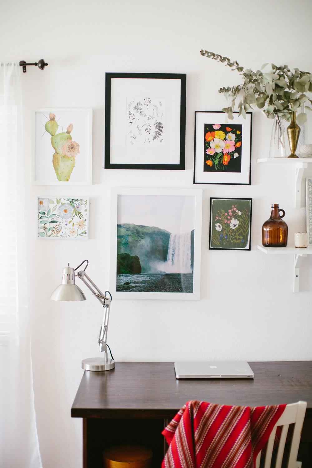 Bedroom decor inspiration | Florida living | Bohemian styling | The School of Styling - http://www.theschoolofstyling.com