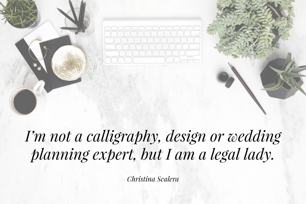 Christina Scalera | Legal advice for creatives | The School of Styling - theschoolofstyling.com | Creative Business Crash Course