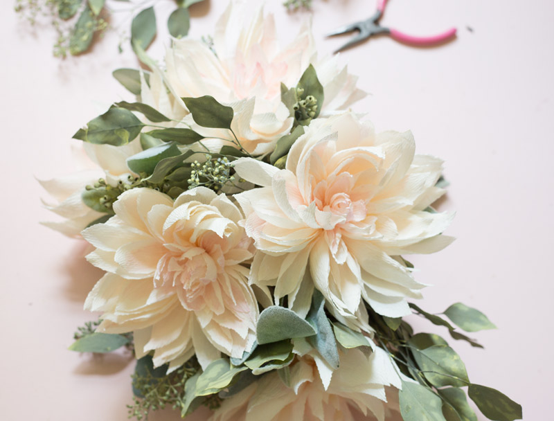Rachael Baldwin of Appetite Paper | Paper Flower Tutorials | The School of Styling - A three-day, hands-on workshop for creative entrepreneurs. theschoolofstyling.com