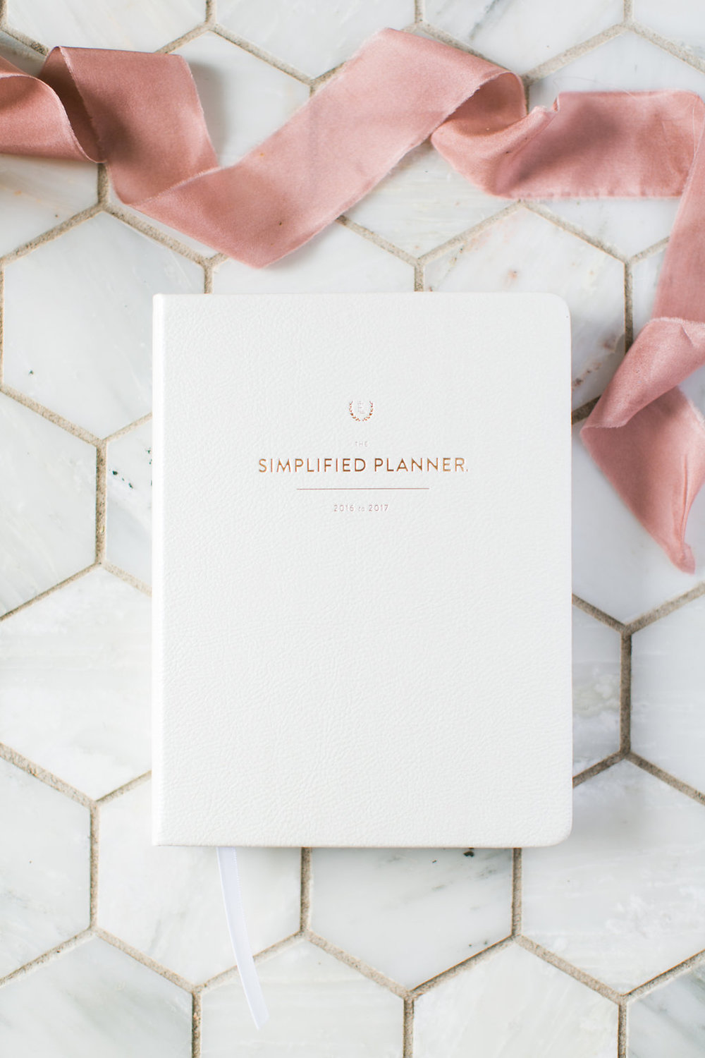 Simplified Planner by Emily Ley | The School of Styling Chapel Hill, NC | Ally & Bobby Photography | Parlour at Mann's Chapel | www.theschoolofstyling.com