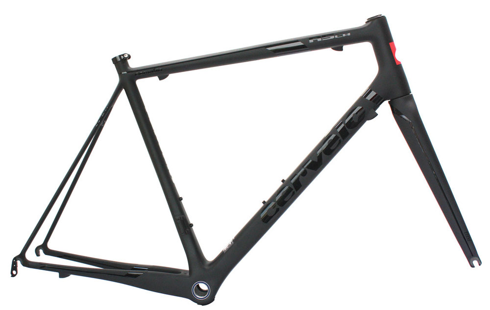 The R5ca frameset (photo credit Cervélo)