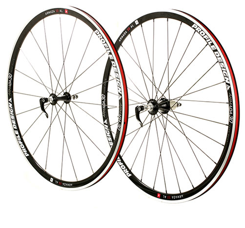 Armada 30 Wheelset (Photo Courtesy of Profile Design)