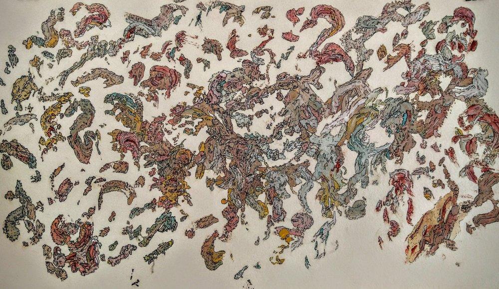 Amygdala II,11-X14- acrylic paint, ink.jpg