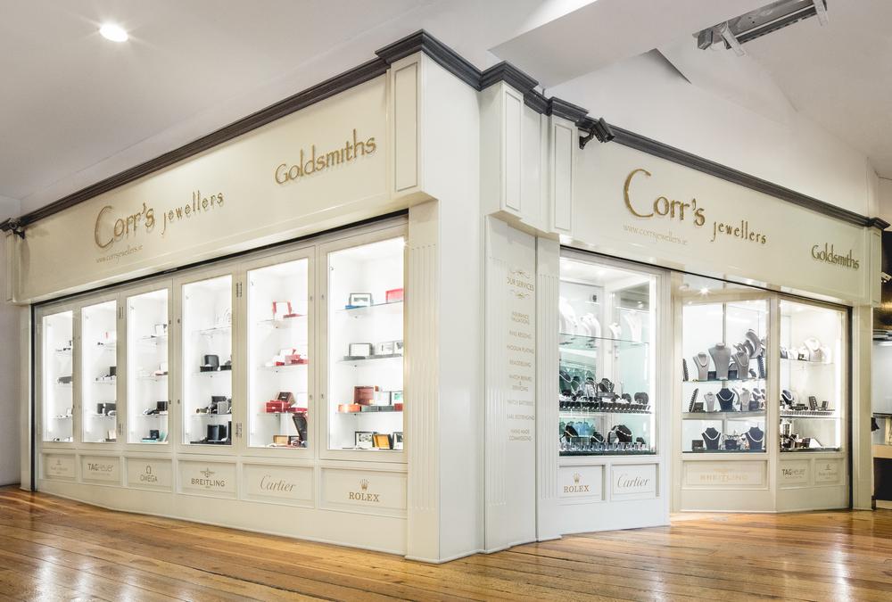 Corr's Jeweller Shop