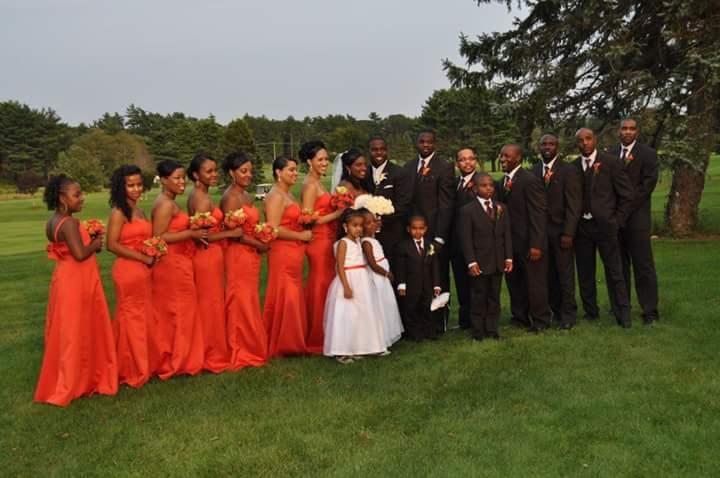 Mallard Wedding
