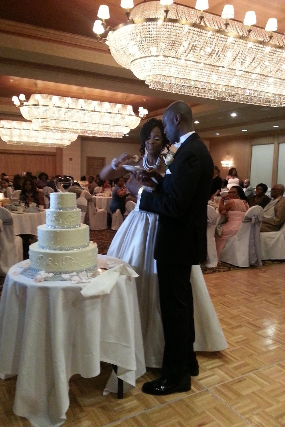 Santiche Wedding