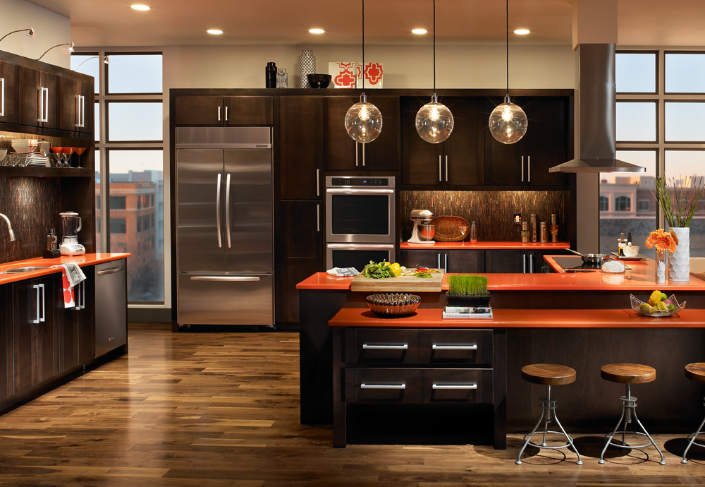 Transitional Kitchens — Varia Design