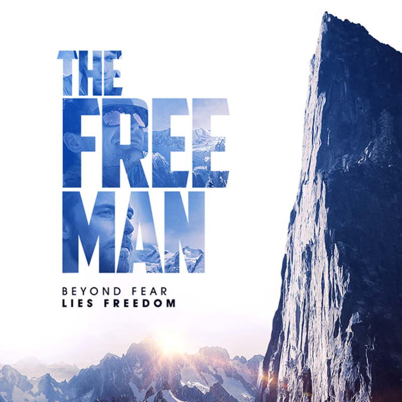 The Free Man Key Art (credit : Universal Pictures Home entertainment)