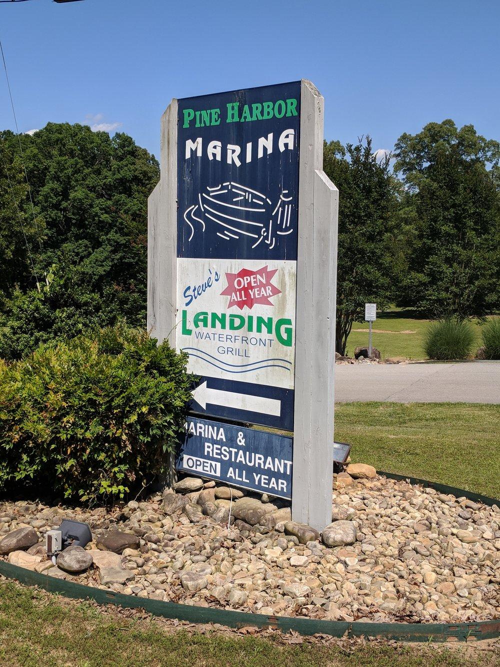 Close to Pine Harbor Marina