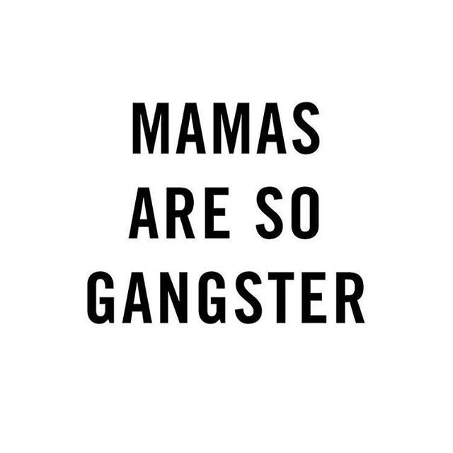 Happy Mother's Day to all the rockstar mamas out there! #mothersday #happymothersday #momboss #momlife #gangster