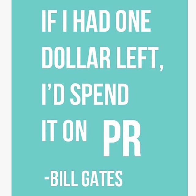 Couldn't have said it better ourselves (obviously). #pr