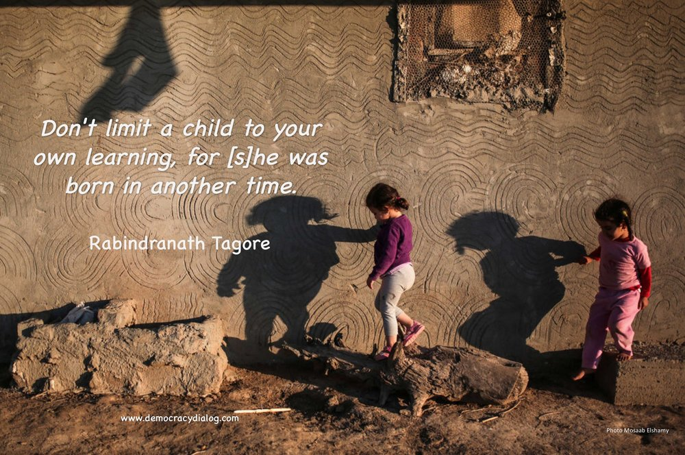 Tagore-child