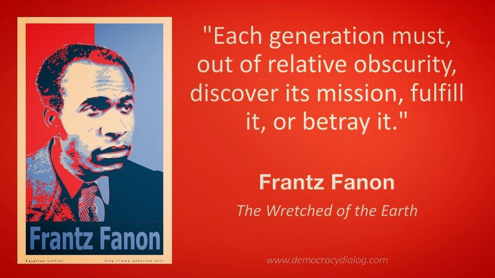 Fanon-Generation