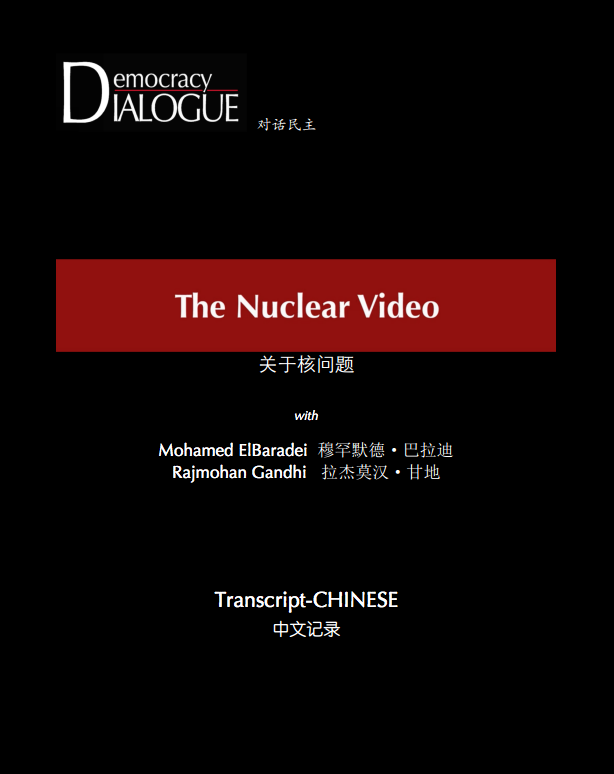 Nuclear Video-Chinese