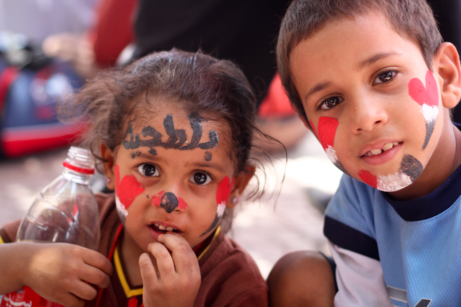 Children-Tahrir-Elshamy