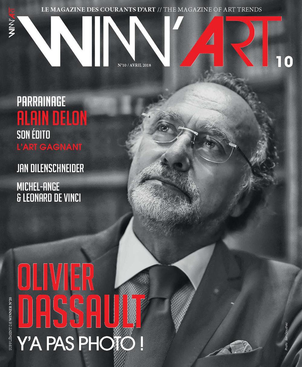 Winn'art - Avril 2018