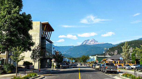 The Main in Squamish