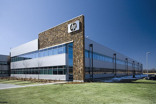 The Hewlett Packard presence in Conway