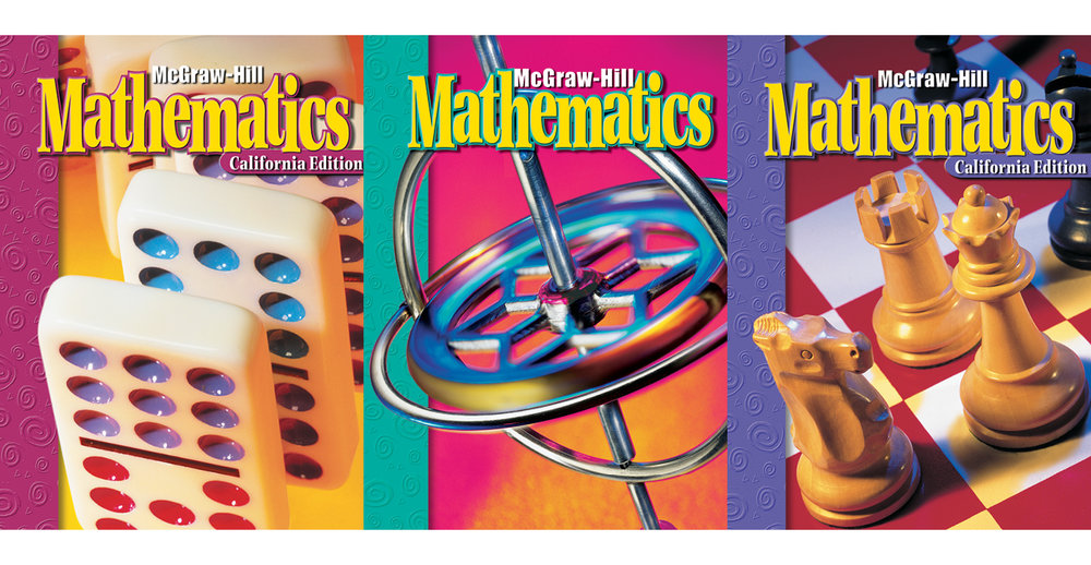 Award-winning McGraw-Hill Mathematics Series