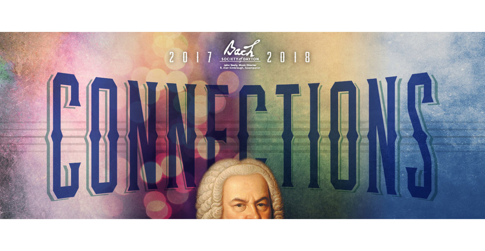 Bach Society of Dayton Rebrand