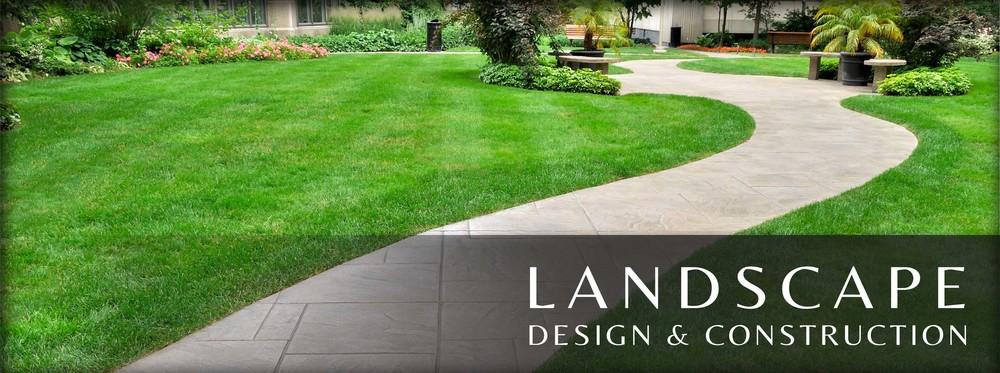 landscape design contractors