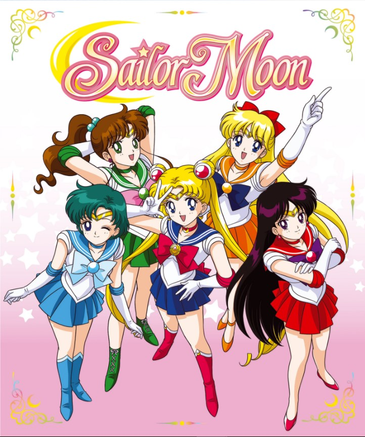 Sailor Moon Promo Poster