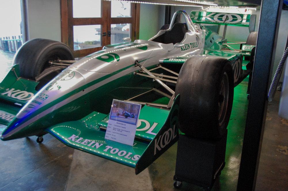 Paul Tracy's Indy Car Kool Car