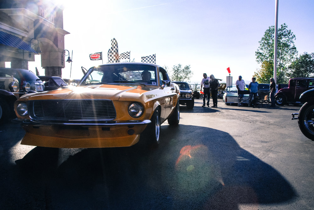 Photos From JC Hackett Cruise Night At Garage Grill The Garage - Jc hackett car show calendar