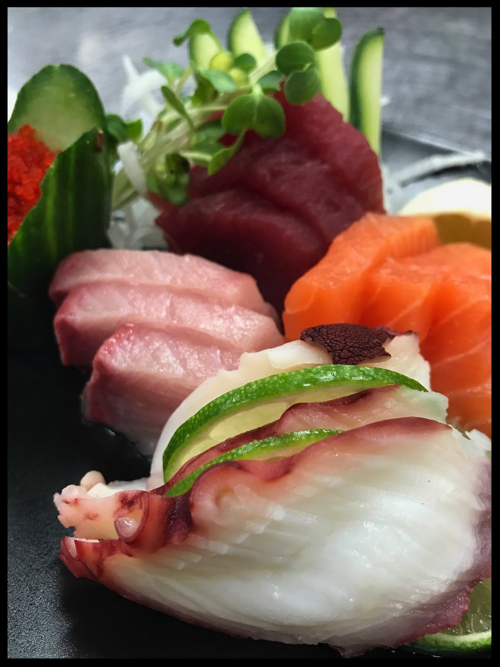 Sushi - Available Monday-Saturday