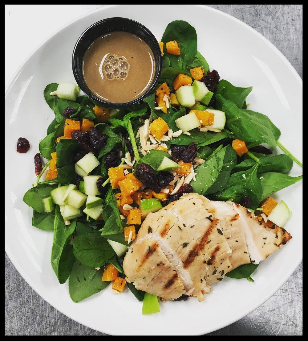 Fresh Salads -