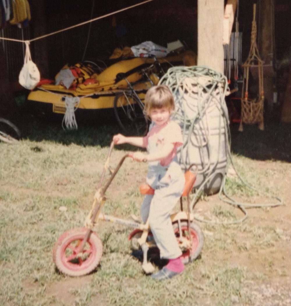 Photo Credit: Dad or Mum, 1989