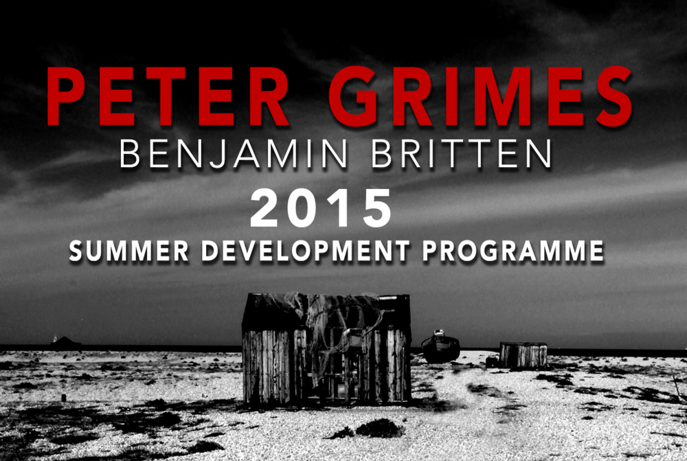 Peter Grimes Co-opera co 2015