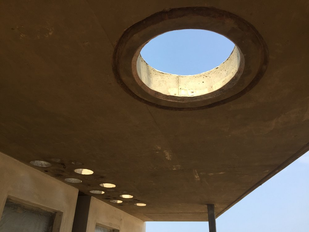 More portal holes