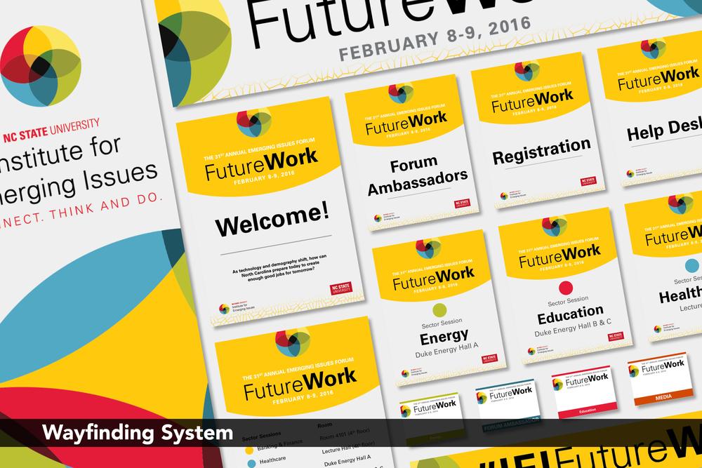 FutureWork: Wayfinding System