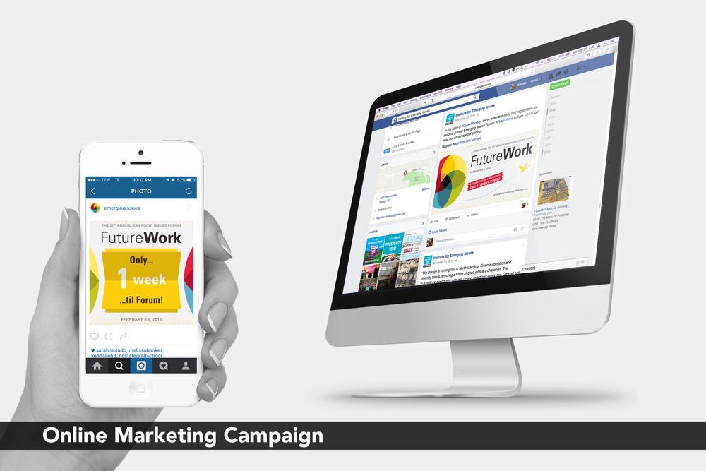 FutureWork: Online Marketing Campaign
