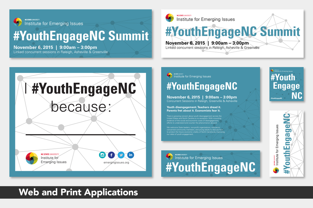 YouthEngageNC: Applications